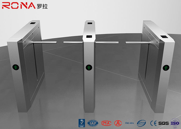 Anti Static Drop Arm Security Turnstile Barrier Gate Electronic ESD Entrance